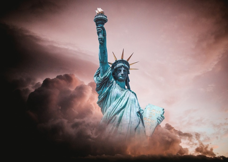 15 Word Story – Liberty