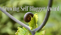 Growing Self BloggerAward