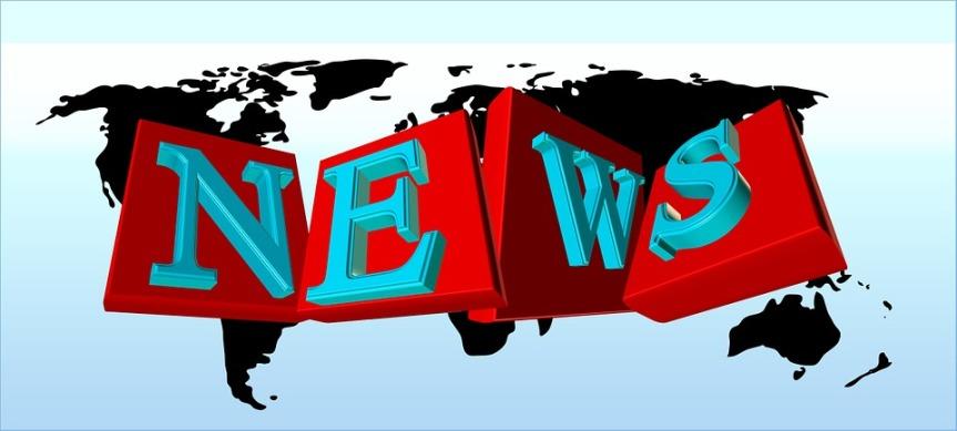 Breaking news…