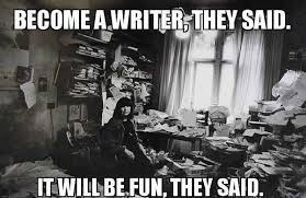 Writers, can you relate?