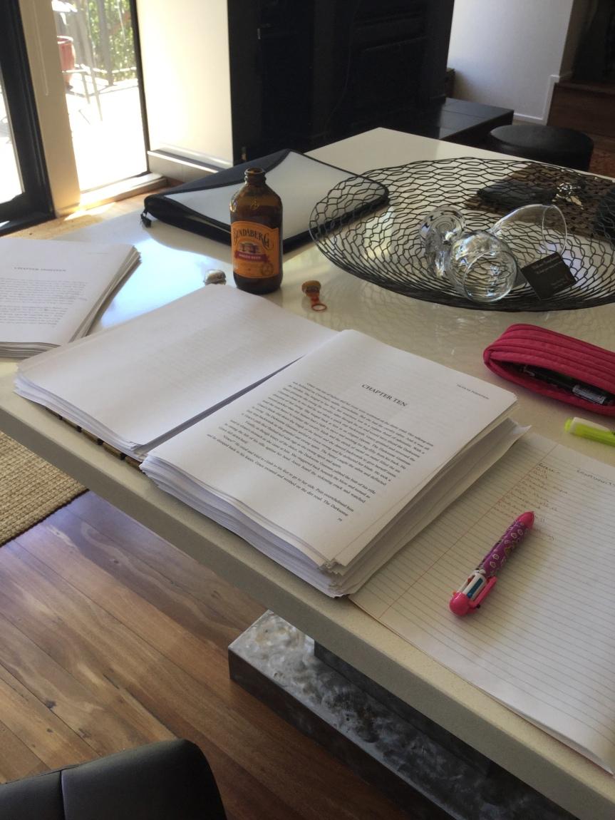 Editing Purgatory