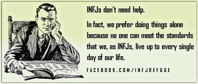 INFJ Truths and Funnies – Jessica Bakkers