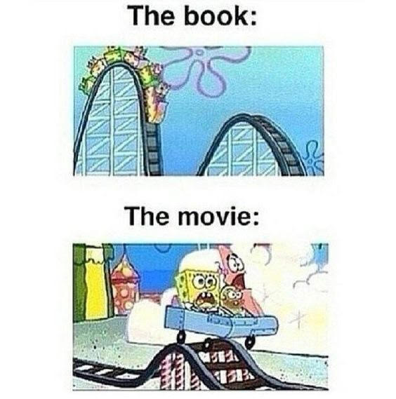 book movie